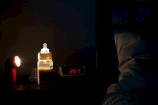 Ночные кормления: все ли вы знаете о них?