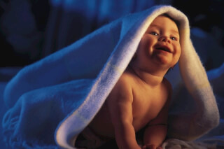 Отучаем малыша от ночных кормлений