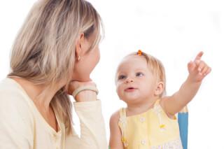 Развитие речи ребенка от года до двух