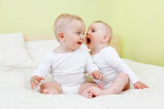 Дефекты речи у близнецов