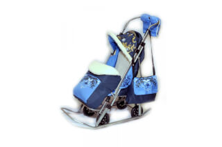 Выбрать коляску-санки